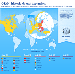 La OTAN: historia de una expansión