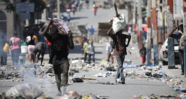 Situación en Haití