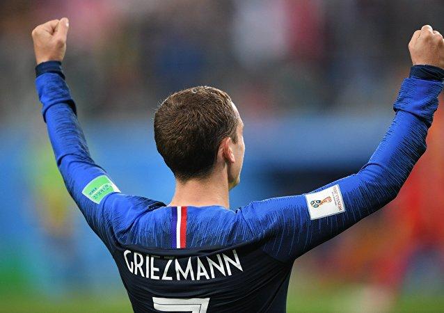 Antoine Griezmann, el futbolista francés en el Mundial de Rusia
