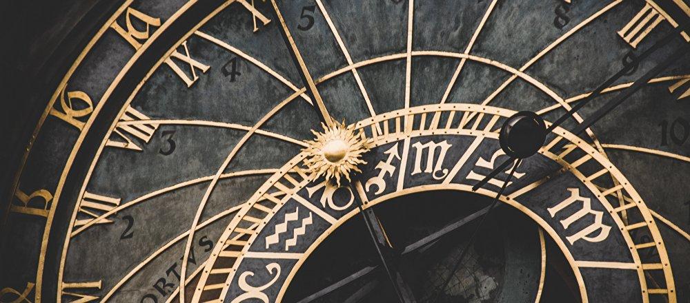 Reloj de oro (imagen referencial)