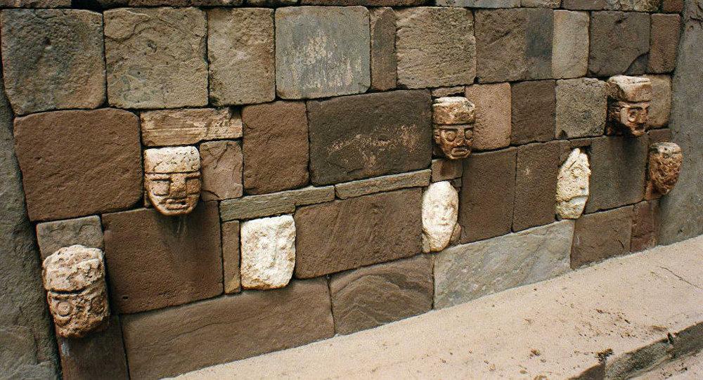 Ruinas de Tiwanacu