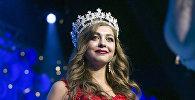 Победительница конкурса Королева Весна-2018 в Минске