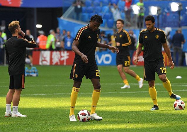 Inglaterra y Bélgica listas para el partido por el tercer puesto de Rusia 2018
