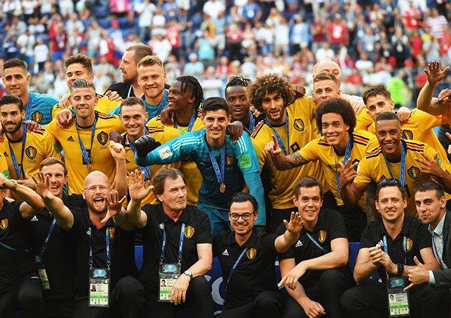 Selección de fútbol de Bélgica