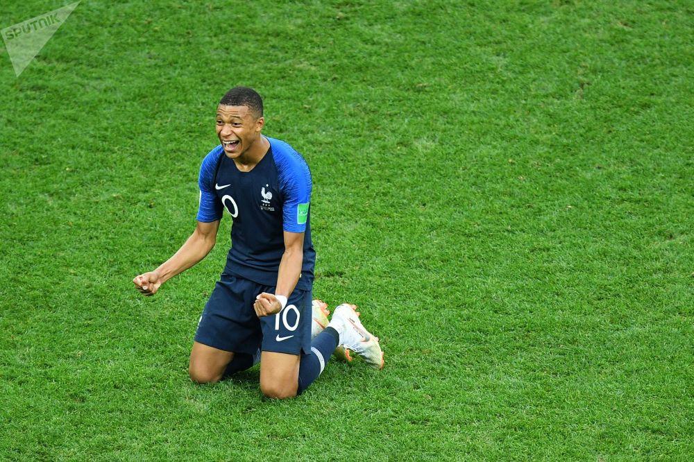 Los mejores futbolistas del Mundial 2018