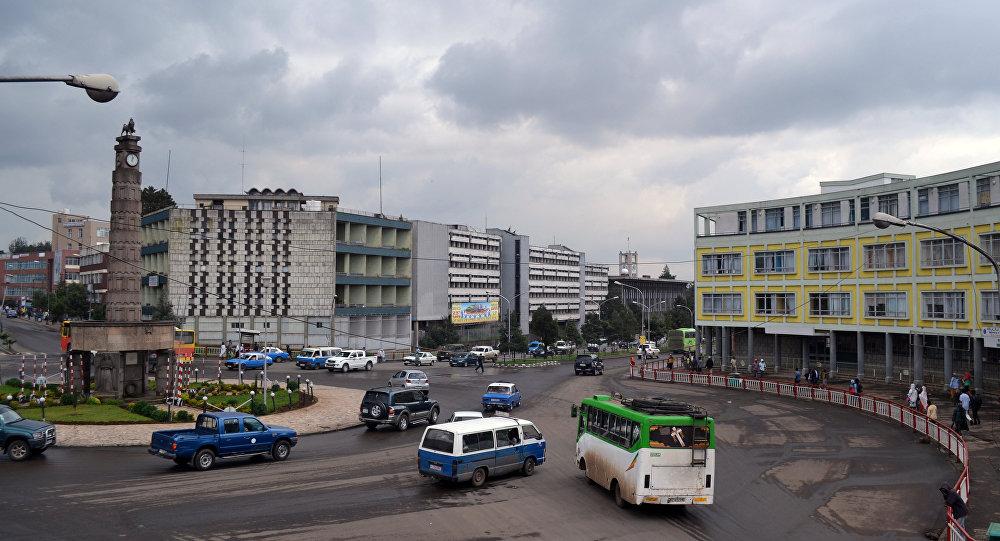 Adís Abeba, la capital de Etiopía