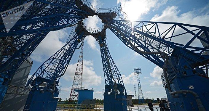 Cosmódromo Vostochni, Rusia