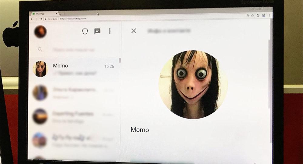 ¿Qué es Momo? conoce al siniestro personaje de WhatsApp