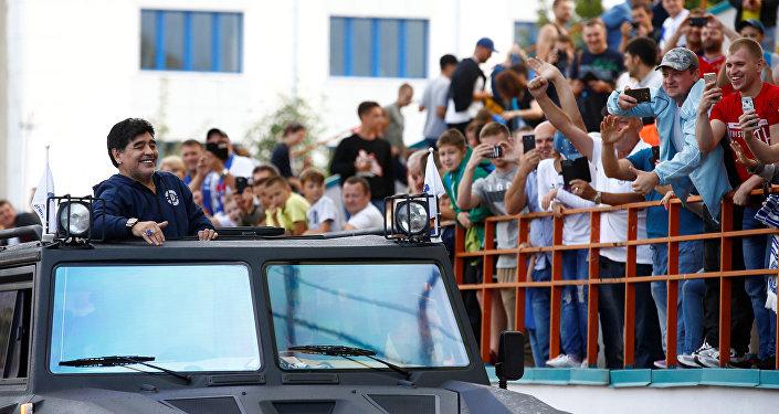 Escándalo: según su abogado, Diego Maradona podría tener más hijos