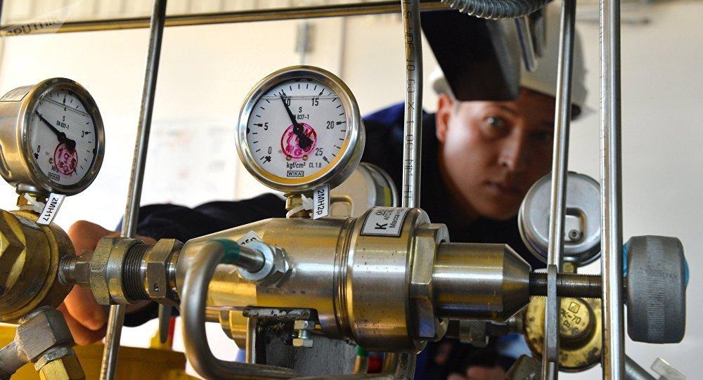 Un gasoducto ruso (archivo)