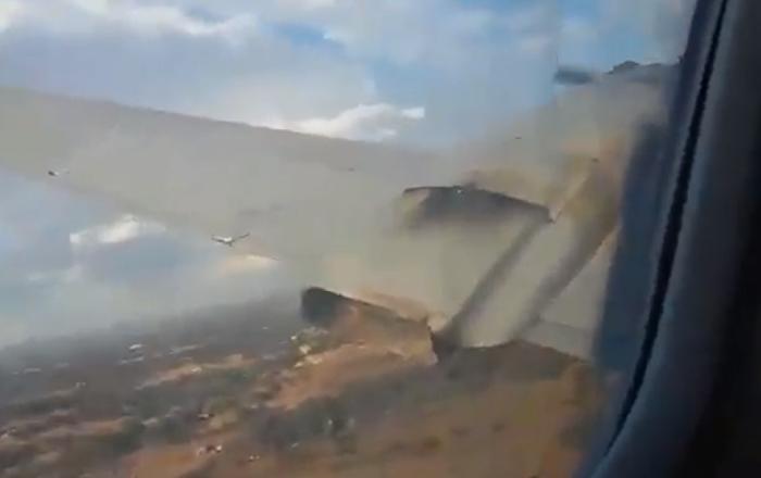 El siniestro de un Convair 340