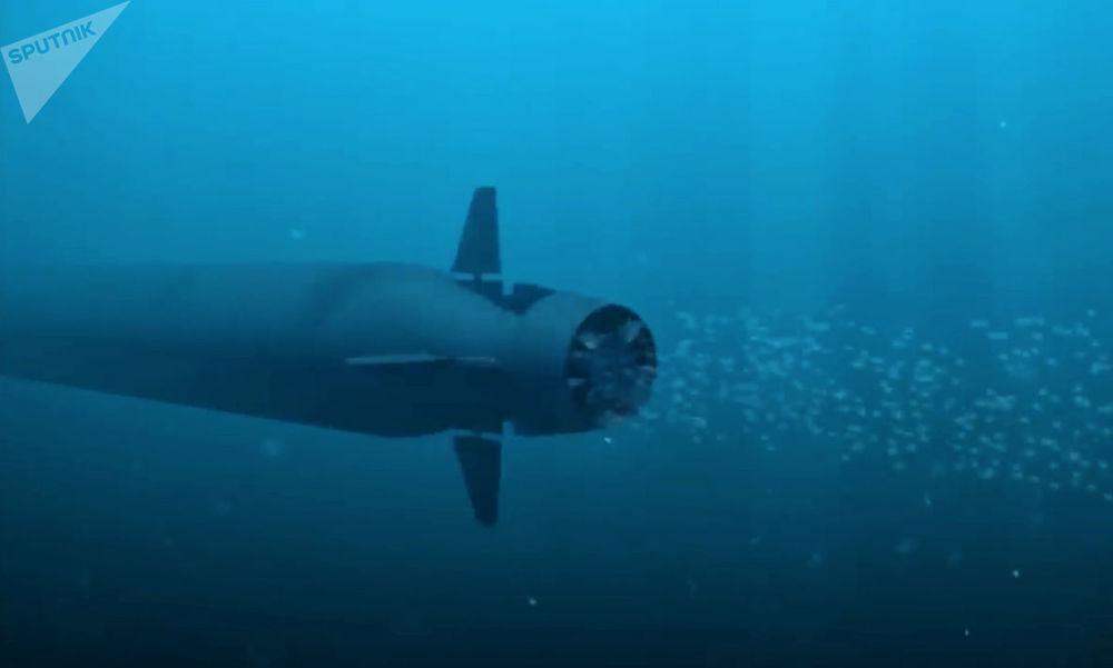 Dron submarino Poseidón