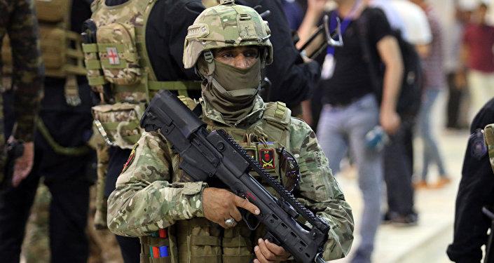 Militar iraquí