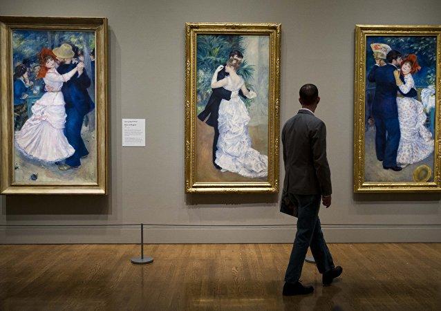 Cuadros de Pierre-Auguste Renoir