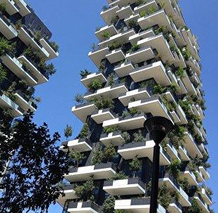 Casas vivas: bosques verticales en plena ciudad