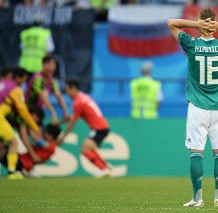 Jugador de la selección de Alemania