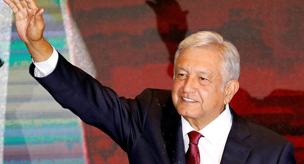 López Obrador propone Trump una