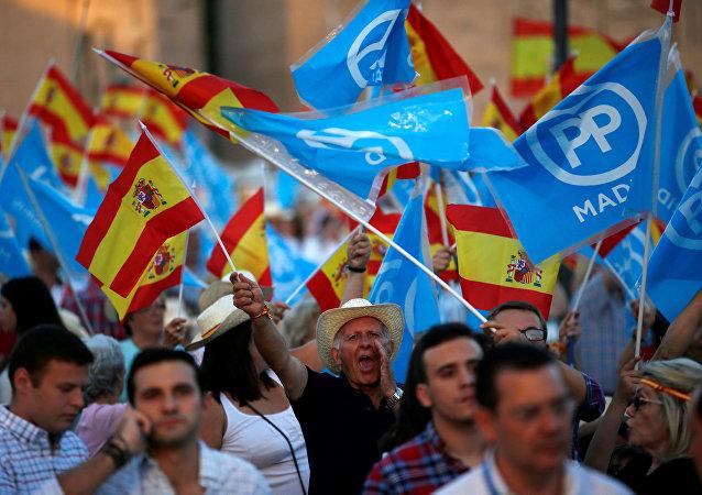 Partidarios del Partido Popular en España, foro archivo