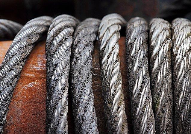 Cable de cobre (imagen referencial)