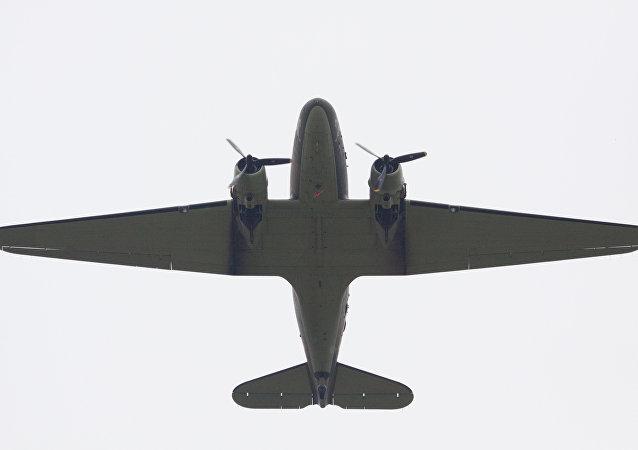 Un Douglas C-47