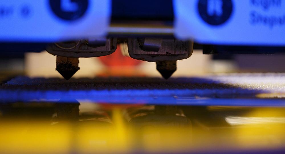 Impresora 3D (imagen referencial)