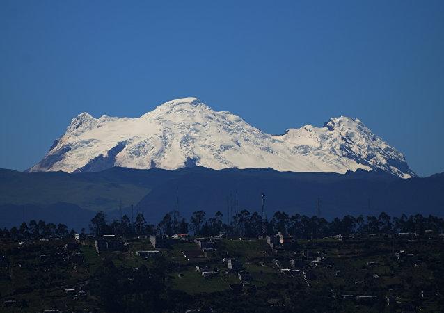 Los Andes en Ecuador