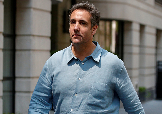 Michael Cohen, antiguo abogado de Donald Trump