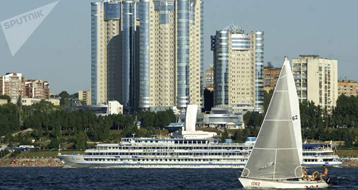 Samara, Rusia