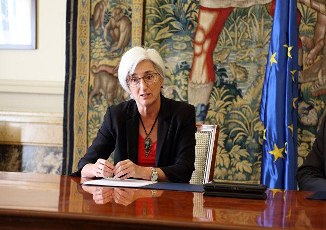 María José Segarra, Fiscal General del Estado en España