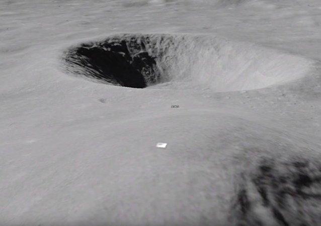 La NASA se olvidó de borrarlo: hallan un supuesto edificio en la Luna