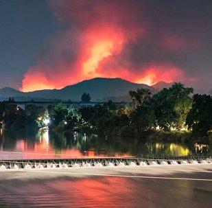 Incendios forestales dejan cinco muertos en California