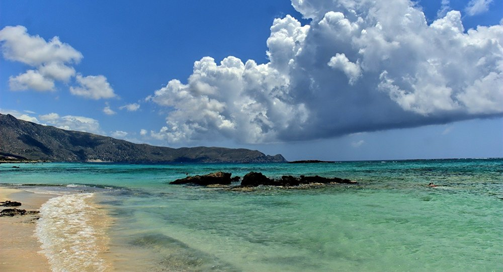 La costa de Grecia (imagen referencial)