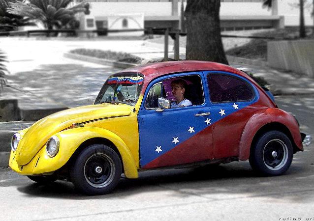 Automóvil en Venezuela (Archivo)