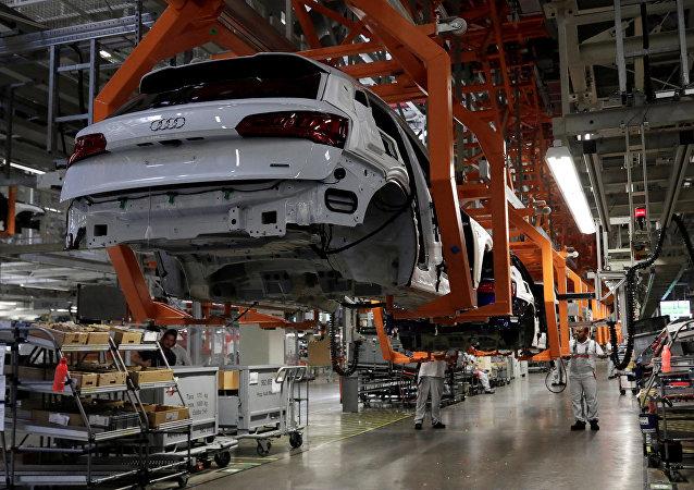 Producción de automóviles en México