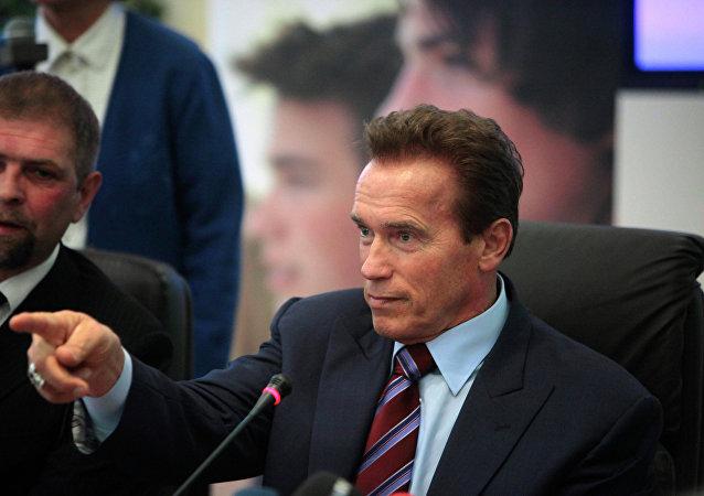 Arnold Schwarzenegger, actor y exgobernador de California