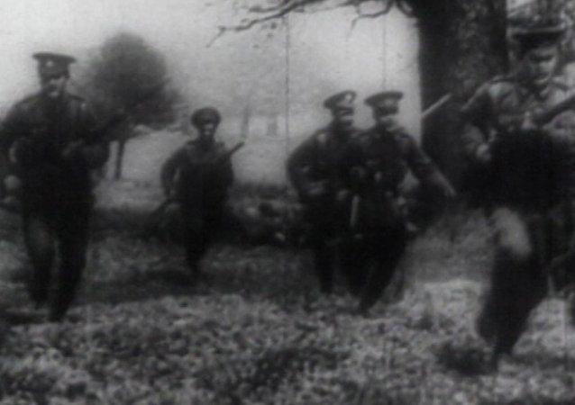 Cuatro años de feroz contienda: imágenes únicas de la Primera Guerra Mundial