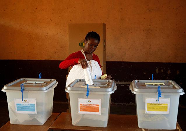 Elecciones generales en Zimbabue
