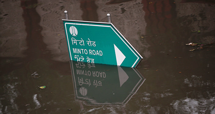 Las inundaciones en India causan 164 muertos según nuevo balance
