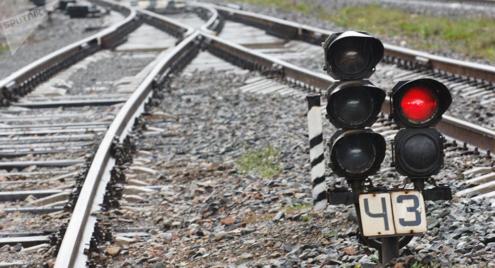 Un ferrocarril