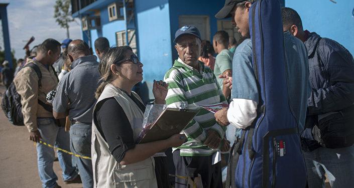 Acnur alaba fallo de Brasil de mantener abierta frontera con Venezuela