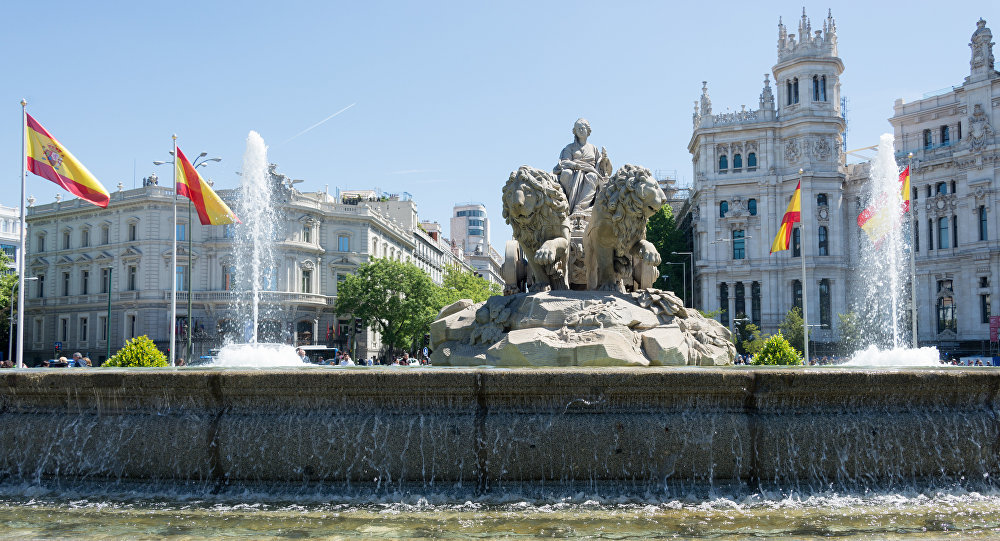 Madrid, la capital de España