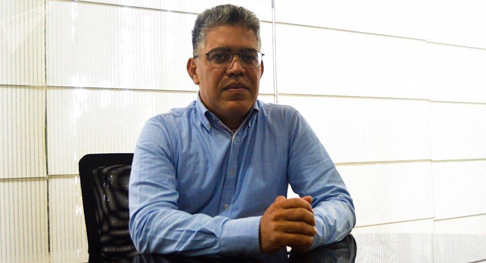 Elias Jaua, Ministro de Educación de Venezuela