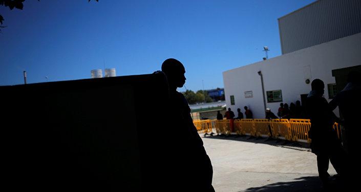 Los migrantes en España