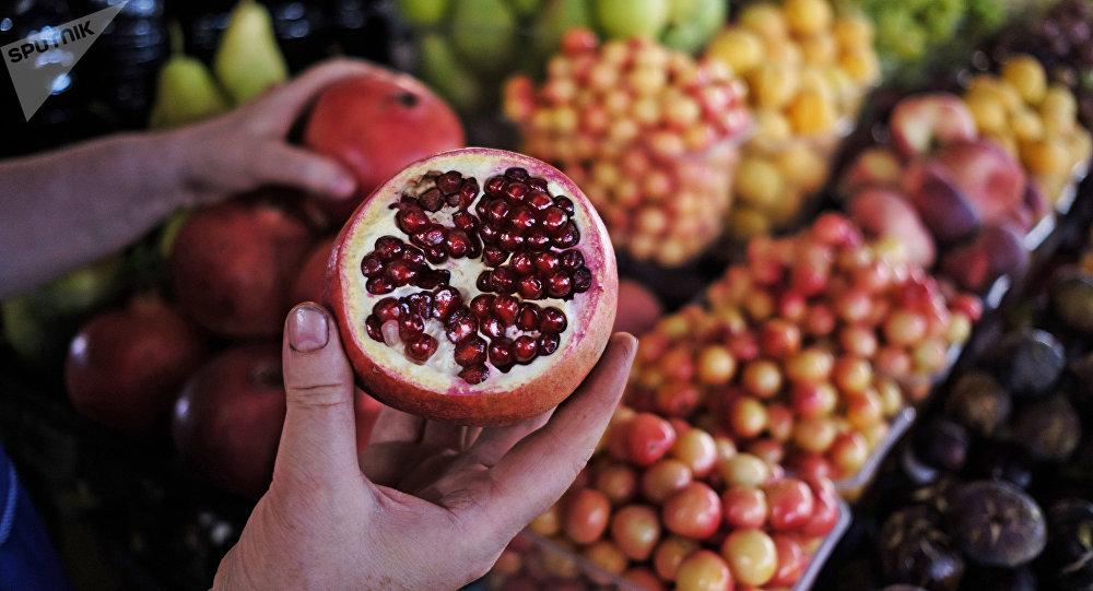 Frutas (Archivo)