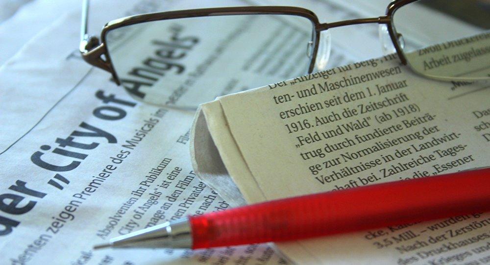 Periodismo (imagen referencial)