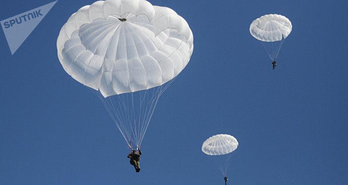 Las Fuerzas Aerotransportadas rusas reciben novedoso sistema de mando