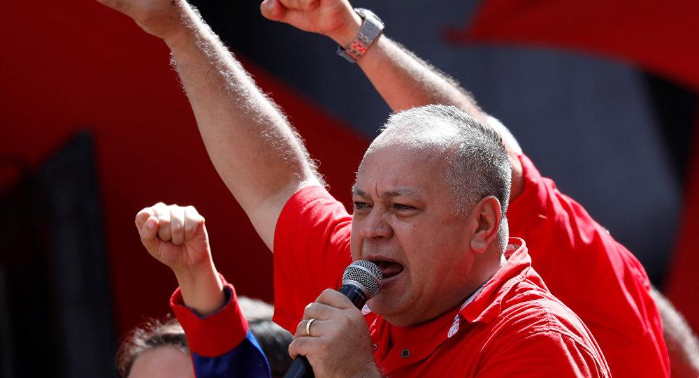 Constituyente levanta inmunidad a congresistas — Venezuela