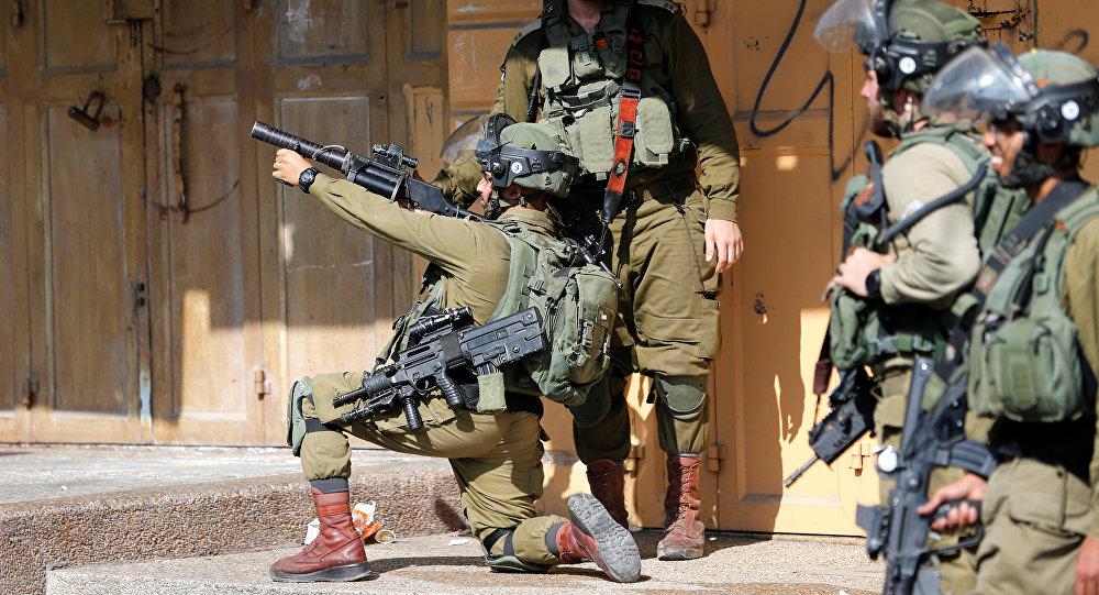 Militares israelíes (imagen referencial)