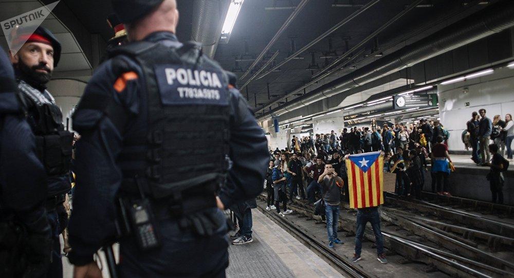'Estelada', la bandera independentista de Cataluña