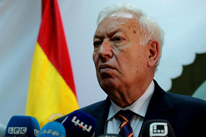 José Manuel García-Margallo, ministro de Exteriores de España entre 2011 y 2016